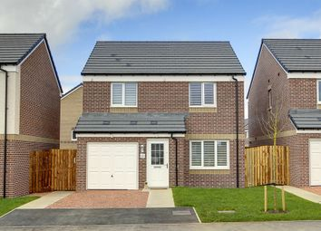 "Thumbnail 3 bed detached house for sale in ""The Kearn"" at Greenlees Road, Cambuslang, Glasgow"