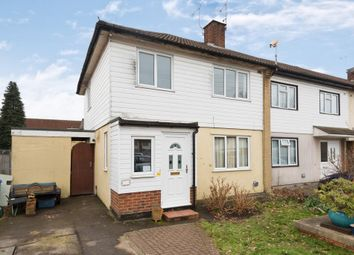 Thumbnail 3 bed end terrace house for sale in Sheerwater, Woking