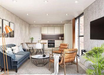 2 bed flat for sale in Cliveland House, Cliveland Street, Birmingham City Centre, Birmingham B19.