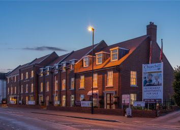 Thumbnail 2 bedroom flat for sale in Harington Lodge, 117 The Hornet, Chichester, West Sussex