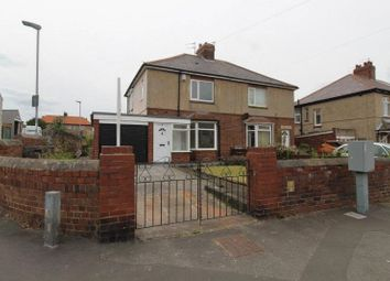 Thumbnail 3 bed semi-detached house to rent in Beresford Road, Seaton Sluice, Whitley Bay