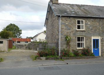 Thumbnail 2 bed end terrace house for sale in Newbridge-On-Wye, Llandrindod Wells