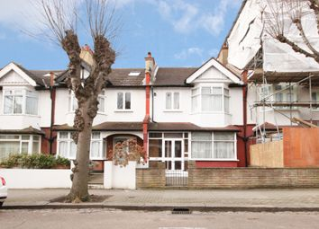 Thumbnail 3 bed terraced house to rent in Badminton Road, London