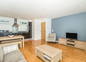 Thumbnail 1 bed flat for sale in Gateway East, Marsh Lane, Leeds, West Yorkshire