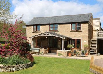 Thumbnail 4 bed detached house for sale in Gorsley, Boscherville, Ross-On-Wye