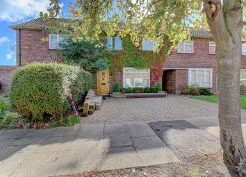 Thumbnail 3 bed terraced house for sale in Lancaster Avenue, Bury St. Edmunds