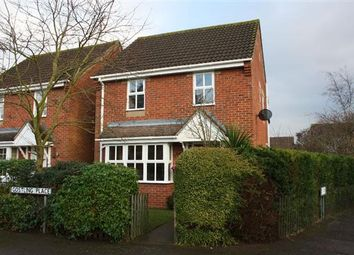 Thumbnail 3 bed detached house to rent in Gostling Place, Kesgrave, Ipswich