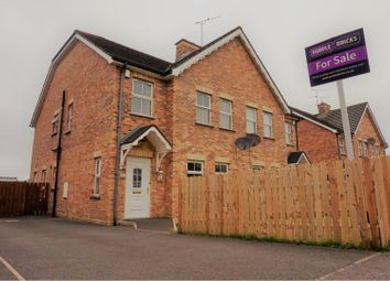 Thumbnail 4 bed semi-detached house for sale in Blackthorn Manor, Derry / Londonderry