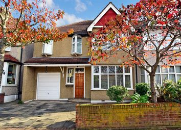 Thumbnail 4 bed semi-detached house for sale in Ashurst Drive, Barkingside, Ilford, Essex