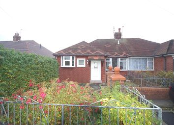 Thumbnail 2 bedroom semi-detached bungalow to rent in Kinross Crescent, Blackpool, Lancashire
