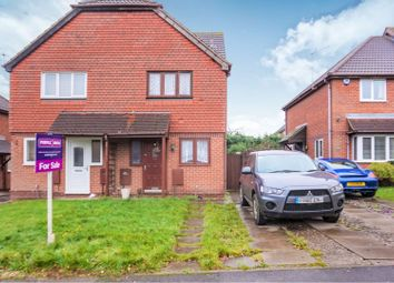 2 bed semi-detached house for sale in Evans Road, Nottingham NG6