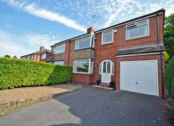 Thumbnail 5 bedroom semi-detached house for sale in Stannard Well Drive, Horbury, Wakefield