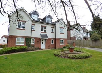 Thumbnail 2 bed flat for sale in Mill View, Anstey, Leicester, Leicestershire