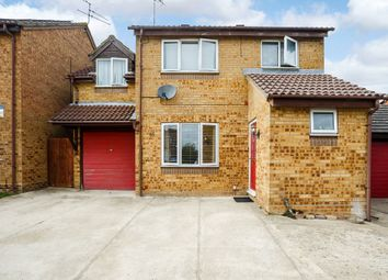 Thumbnail 4 bedroom detached house for sale in Boxfield Green, Chells Manor, Stevenage, Hertfordshire