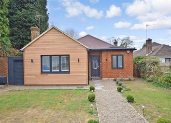 Thumbnail 3 bed detached bungalow for sale in Doctors Lane, Chaldon, Caterham, Surrey