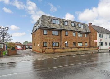 Thumbnail 2 bedroom flat to rent in St Marys Court, Great North Road, Eaton Socon