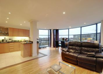 Thumbnail 2 bed flat for sale in Town Meadow, Brentford, London
