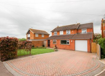 Thumbnail 4 bed detached house for sale in Orchard Ridge, Longdon, Tewkesbury