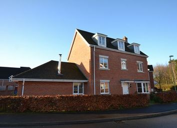 Thumbnail 5 bed detached house for sale in Turbary Road, Fleet
