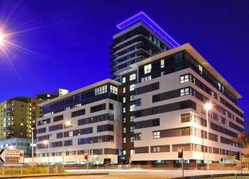 Thumbnail 1 bedroom flat for sale in Skyline Plaza, Alencon Link, Basingstoke