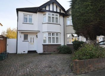 Thumbnail 3 bed property to rent in Ruston Avenue, Berrylands, Surbiton