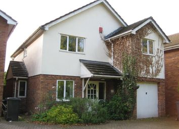 Thumbnail 4 bed detached house to rent in Fairwater Road, Llandaff, Cardiff
