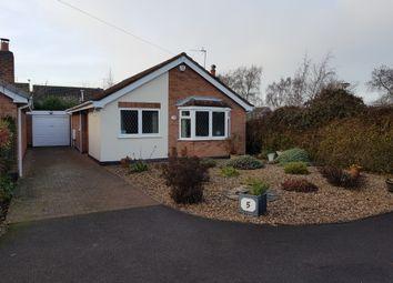 Thumbnail 2 bedroom detached bungalow to rent in Bancroft Close, Hilton, Derbyshire