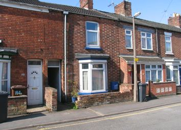 Thumbnail 2 bed terraced house to rent in Newland Street West, Lincoln