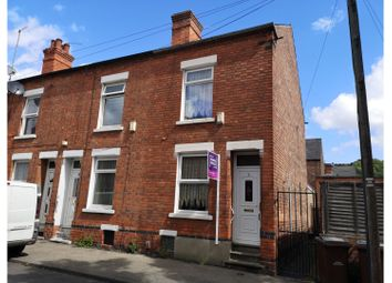Thumbnail 3 bedroom end terrace house for sale in Westwood Road, Sneinton