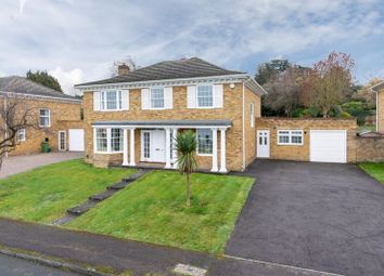 Thumbnail 5 bed detached house for sale in Badingham Drive, Fetcham, Leatherhead