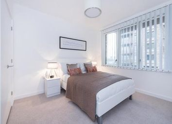 Thumbnail 2 bed flat to rent in Albert Basin Way, London