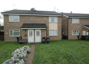 Thumbnail 1 bed flat for sale in Downside, Stowmarket