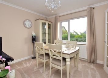 Thumbnail 3 bed detached house for sale in Channel View Road, Woodingdean, Brighton, East Sussex