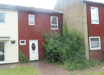 Thumbnail 3 bedroom terraced house for sale in Meriton, Orton Goldhay, Peterborough