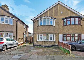 Thumbnail 2 bedroom semi-detached house for sale in Budleigh Crescent, Welling, Kent