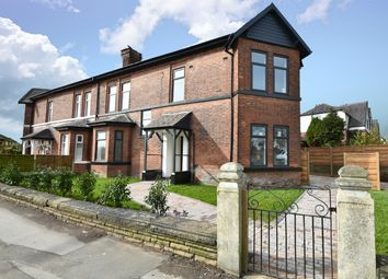 Thumbnail 4 bedroom semi-detached house for sale in Heywood Road, Prestwich, Manchester