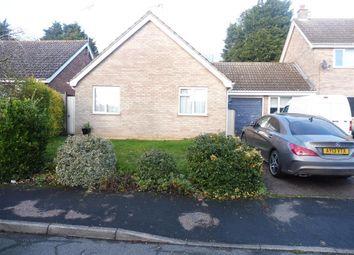 Thumbnail 2 bedroom bungalow to rent in Pilgrims Way, Starston, Harleston