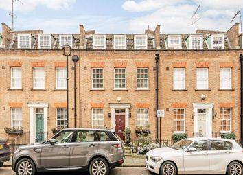 Thumbnail 5 bedroom terraced house for sale in Little Chester Street, London
