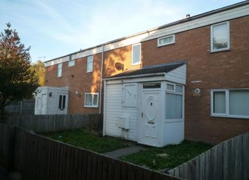 Thumbnail 3 bedroom terraced house for sale in Warrensway, Telford, Woodside