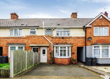 3 bed terraced house for sale in Fieldhouse Road, Yardley, Birmingham B25
