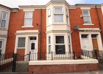 Thumbnail 3 bedroom terraced house for sale in Hampstead Road, Benwell, Newcastle Upon Tyne