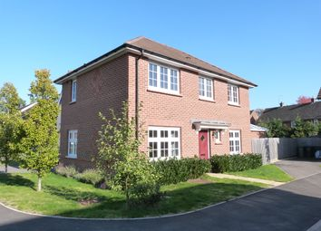 Thumbnail 3 bed detached house to rent in Brigginshaw Avenue, Worcester
