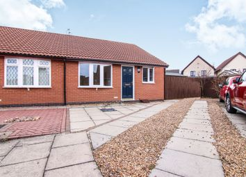 Thumbnail 2 bed semi-detached house for sale in Anstey Close, Moreton, Wirral