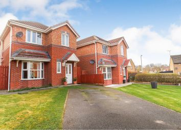 Thumbnail 3 bed detached house for sale in Parham Drive, Carlisle