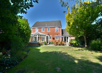 Thumbnail 4 bed link-detached house for sale in Linfield Copse, Thakeham, Pulborough
