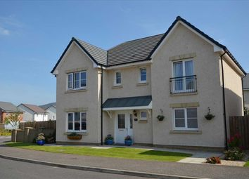 Thumbnail 4 bed detached house for sale in Eagle Avenue, Auchterarder