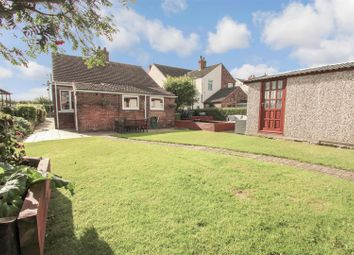 Thumbnail 3 bed detached bungalow for sale in Station Road, Keadby, Scunthorpe