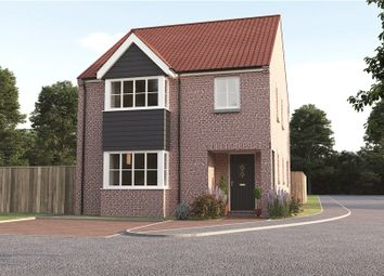 Thumbnail 4 bed detached house for sale in Webheath Meadow, Birchfield Road