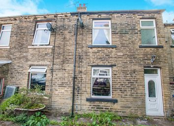 Thumbnail 2 bed terraced house for sale in Woodside Road, Wyke, Bradford