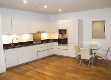 Thumbnail 1 bedroom flat to rent in Meadowside, London